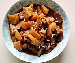 五香水煮土豆块的做法