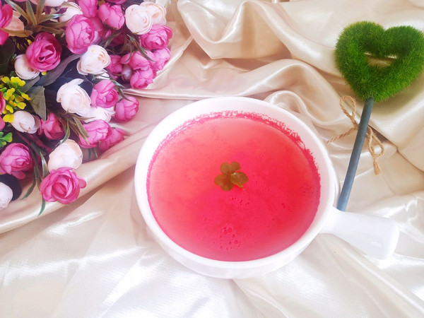 夏季必备甜品——西瓜冻