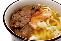 【S独家】芝士牛肉海鲜汤乌冬的做法