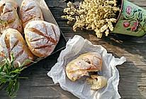 蔓越莓全麦欧包的做法
