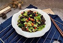 #爽口凉菜,开胃一夏!#凉拌黑木耳黄瓜的做法