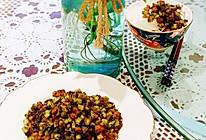 超级下饭-榄菜肉碎四季豆的做法