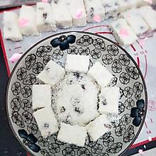 蜜豆方奶冻(牛奶小方)