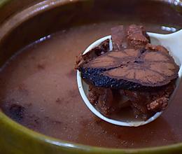 过山龙排骨汤的做法