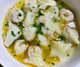 鲜虾鲊肉抄手的做法