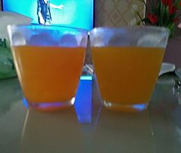 橙汁的做法