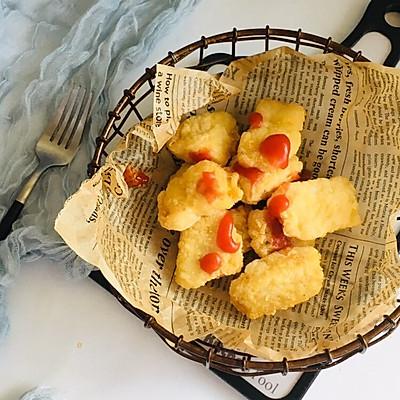 香酥龙利鱼(烤箱版)