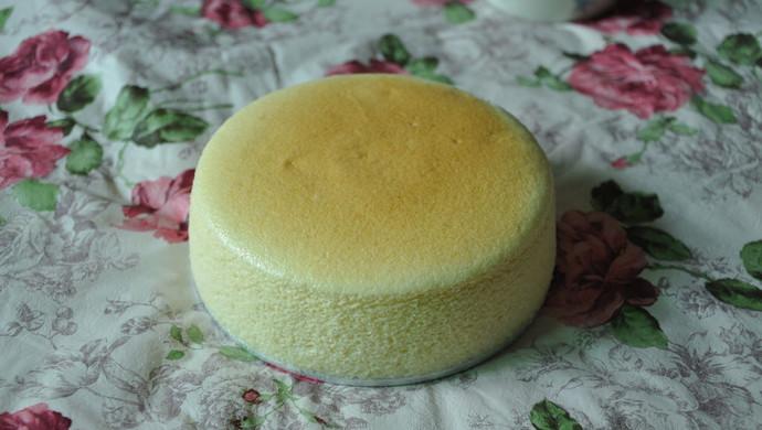 酸奶蛋糕(附自制酸奶烤箱作法)