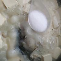 #夏日开胃餐#鲫鱼豆腐汤的做法图解4