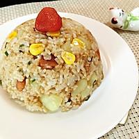 土豆焖饭#美的初心电饭煲#的做法图解9