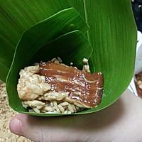 端午节的五花肉粽,附白粽子蜜枣粽做法!的做法图解6