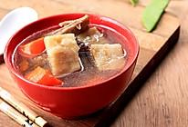 粉葛猪骨汤的做法