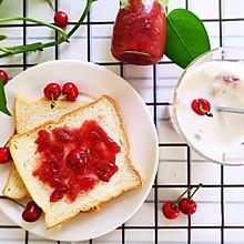 樱桃酱(1+1早餐系列)#父亲节,给老爸做道菜#