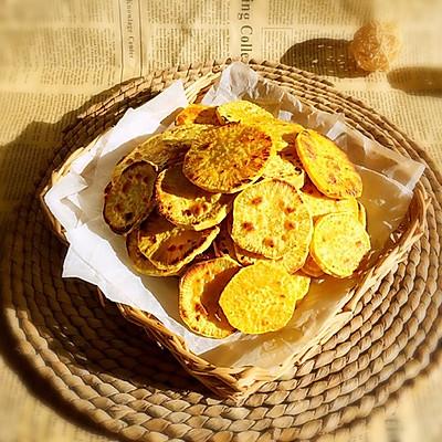 休闲零食—白薯干