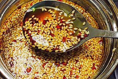 凉菜,拌面必备,秘制辣椒油