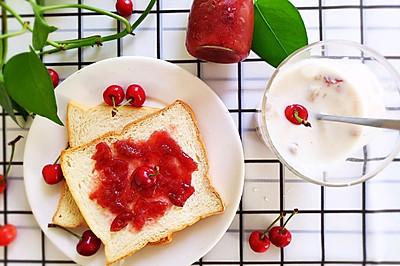 樱桃酱(1+1早餐系列)