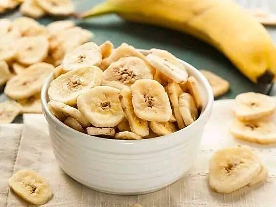 香蕉脆片的做法
