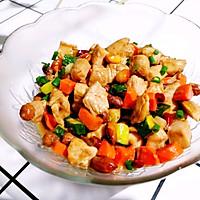 #餐桌上的春日限定#中式特色菜【宫保鸡丁】的做法图解12