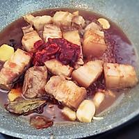 玫瑰腐乳红烧肉#我要上首页挑战家常菜#的做法图解7