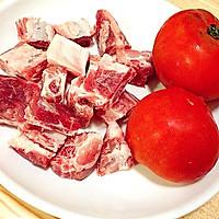 酸甜西红柿焖排骨的做法图解1