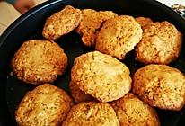 燕麦蔓越莓甜饼(木糖醇版)的做法