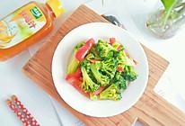 鸡汁西兰花#太太乐鲜鸡汁玩转健康快手菜#的做法