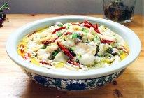 夏日开胃必备——酸菜鱼的做法