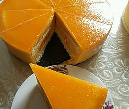 芒果慕斯蛋糕(零失败)的做法