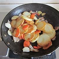 干锅土豆片的做法图解6