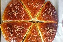 燕麦红豆面包的做法