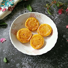 香甜南瓜饼#爱的周年庆#