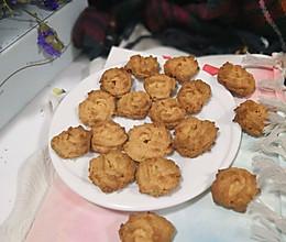 香草曲奇饼干的做法