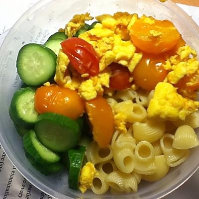 无油电饭煲西红柿炒鸡蛋