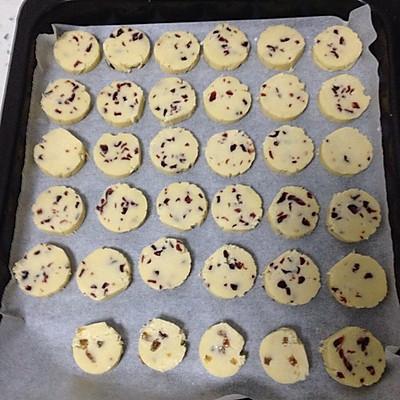 蔓越莓饼干,葡萄干饼干