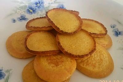 营养早餐:胡萝卜鸡蛋饼
