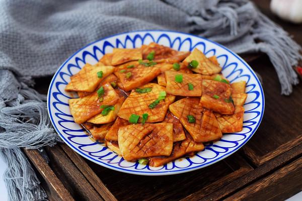 蚝油酱汁杏鲍菇的做法