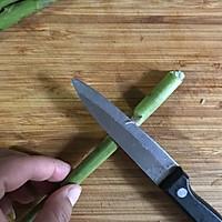春日乐享-百合炒芦笋的做法图解2