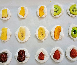 脆脆棉花糖饼干的做法