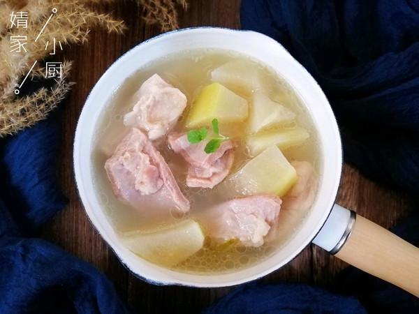 冬日御寒清炖萝卜羊肉汤的做法