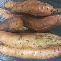 冰烤红薯的做法图解1