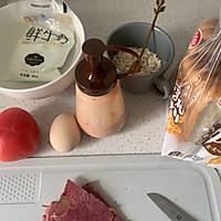 #换着花样吃早餐#健康100分的做法图解1