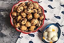 #换着花样吃早餐#五香鹌鹑蛋的做法