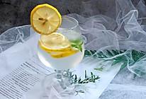 冰爽一夏,懒人版Rio柠檬鸡尾酒的做法