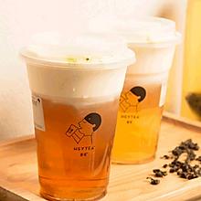 喜茶皇茶芝士奶盖的做法-优闲狐