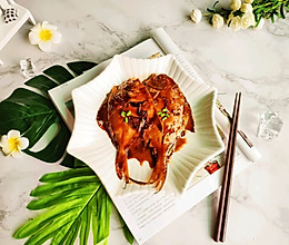 红烧鲳鱼#520,美食撩动TA的心!#的做法