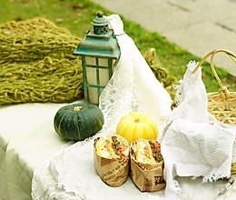 #带着零食去旅行!#无敌三明治的做法