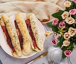 无糖意式调理面包的做法