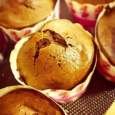 【增肌福利】低脂无油高蛋白の可可蛋糕