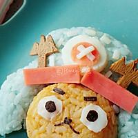乔巴咖喱饭团#咖喱萌太奇#的做法图解4