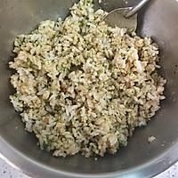 海苔肉松芝心饭团的做法图解3